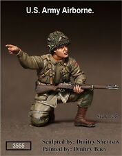 1/35 Scale resin model kit U.S. Army Airborne.