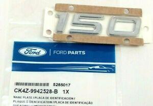 2015 2016 Ford Transit 150 rear door chrome Emblem Nameplate OEM CK4Z-9942528-B