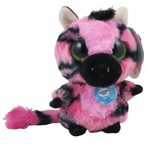 Aurora World Plush - YooHoo Friends - STRIPEE the Pink Zebra (5 inch) - New