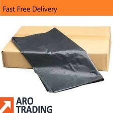 More details for black bin bags refuse sacks extra heavy duty 160g