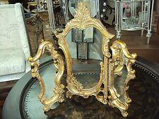 Gold Vanity Mirror Giselle.