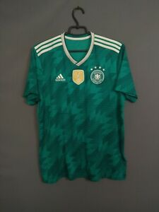 Germany Jersey 2018 2019 Away LARGE Shirt Soccer Adidas BR3144 ig93