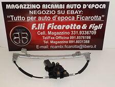 FIAT BRAVO - BRAVA - MAREA - ALZACRISTALLO ELETTRICO ANTERIORE SX ORIGINALE
