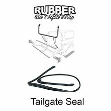 1986 1987 1988 1989 1990 1991 1992 1993 1994 1995 1996 Ford Bronco Tailgate Seal