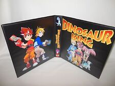 Custom Made Dinosaur King Card Binder Graphics Only