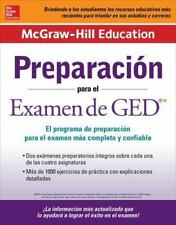 Preparación para el Examen de GED by McGraw-Hill Education Editors (2016,...