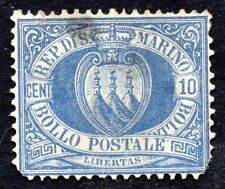San Marino Sc #7a Unused
