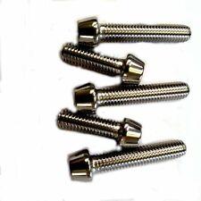 Aprilia RSV1000 Mille 98-03 Titanium Fuel Filler Bolt Kit