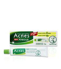 Rohto Mentholatum Acnes Medicated Acne Gel 18g