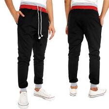 Cotton Blend Joggers Pants for Men