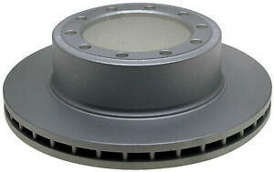 Disc Brake Rotor-Fully Coated Rear,Front ACDelco 18A1839