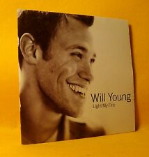 Cardsleeve Single CD WILL YOUNG Light My Fire 2TR '02 pop THE DOORS JIM MORRISON