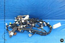 2008 08 MITSUBISHI LANCER EVOLUTION X MR OEM NAVI DASHBOARD HARNESS EVOX #347