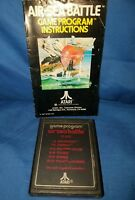 Air Sea Battle (Atari 2600) - Cartridge and Booklet