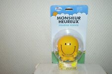 FIGURINE SOUPLE GEANTE  MMONSIERU HEUREUX   MADAME FIGURE NEUF ABY SMILE