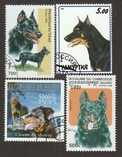BEAUCERON ** Int'l Dog Postage Stamp Art Collection ** Great Gift Idea **