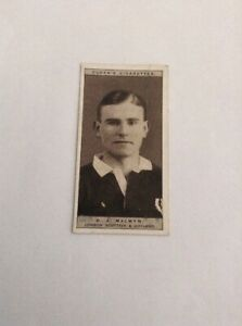 Ogdens 1926 Famous Rugby Players D J MacMyn London Scottish S