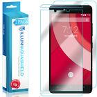 2x iLLumi AquaShield Front + Back Panel Protector for BLU Vivo XL