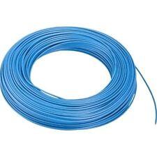 Fil Électrique souple Ho5/7-vk 0 5 -0 75 - 1-1 5-2 5 - 4-6-10 - 16-25-35-50 Mm² Bleu 5 Mètres 0 50 Mm²
