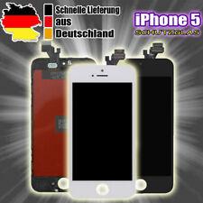 Display Für iPhone 5 LCD Touchscreen mit RETINA Scheibe Bildschirm Schwarz/ Weiß