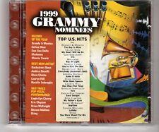 (HJ766) 1999 Grammy Nominees, 15 tracks various artists - 1999 CD