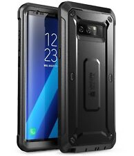 SUPCASE Full Body Rugged Samsung Galaxy Note 8 Case Holster With Builtin