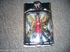 WWE Jakks Wrestling Figur Classic Superstars OVP signiert Hardcore Bob Holly DWA