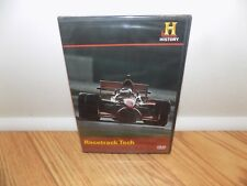 History Channel Presents: Modern Marvels - Racetrack Tech (DVD, 2009) NEW