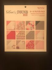 My Mind's Eye Scrapbook Paper~Condition Is New~