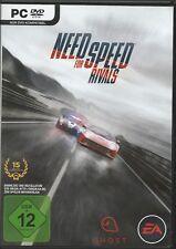 Need for Speed: Rivals (PC, 2013, DVD-BOX) senza istruzioni, con Codice ORIGIN Key