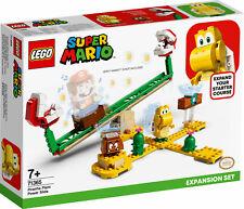 LEGO® Super Mario 71365 Piranha-Pflanze-Powerwippe – Erweiterungsset
