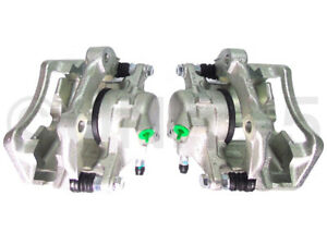 VW Golf MK2 G60 Front Brake Calipers + Brackets | 280mm | Conversion