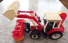Bruder Traktor/Schlepper STEYR 8090 Turbo, Frontlader Frontmähwerk Heckmähwerk