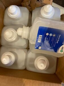 Deb Hand Soap 6 Refills 1 Liter Fragrance Free Lot Of 11 Refills