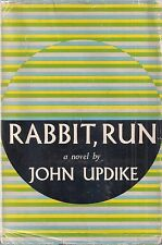 """JOHN UPDIKE """"Rabbit, Run"""" (1960) SIGNED with SPECIAL INSCRIPTION"""