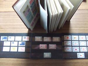 USA- Sammlung MNH postfrisch 40er-80er J. mit Air Mail ! , 25 Seiten/ 12 Foto
