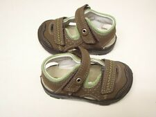 Ricosta Dobby Green Enclosed Toe Sandal EU 20 UK 4 Free UK Post Post Worldwide