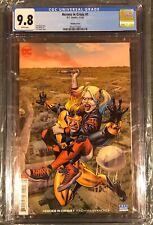 Heroes In Crisis #1 JG JONES 1:50 VARIANT COVER NM Tom King Clay Mann Graded 9.8