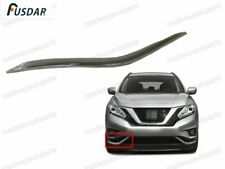Right Front Lower Bumper Molding Chrome Trim for NISSAN MURANO 2015-2018