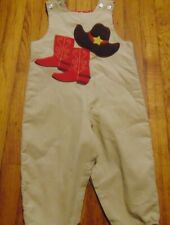 The Bailey Boys 18 month cowboy/western reversible long-all