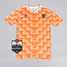 Maglia Olanda Mondiali 1988 - Calcio Vintage Retro Holland World Cup Gullit Bast