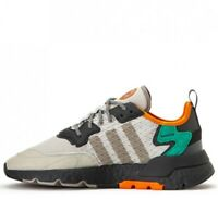 adidas Originals Nite Jogger Sesame Core Black Shoes EE5569 beige. NEW with BOX!