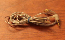 OEM Shure Headphone Replacement Cable SE215 SE315 SE425 --NO SPEAKERS--