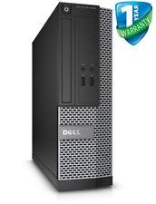 Dell OptiPlex 3020 SFF PC i5 4th Gen 8GB RAM 500GB 240GB SSD Win 10 Pro