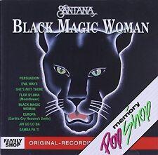 Santana Black magic woman (compilation, 16 tracks, 1969-90/99, Sony) [CD]