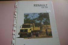 camion RENAULT CLR 230