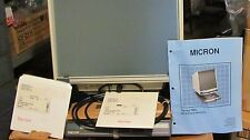 Micron microfiche reader - Series 780A *Excellent Condition-minimal use*