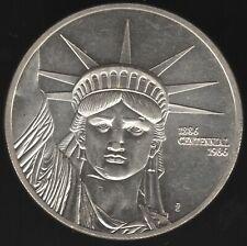 More details for 1986 liberty trade silver centennial coin | pennies2pounds
