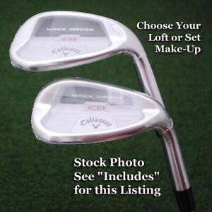 Callaway Golf Mack Daddy CB Game Improvement Wedges GRAPHITE Choose Loft/Set NEW