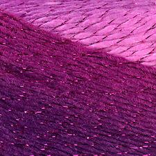 Stylecraft Cabaret 100g Balls X 10 Pink Bloom
